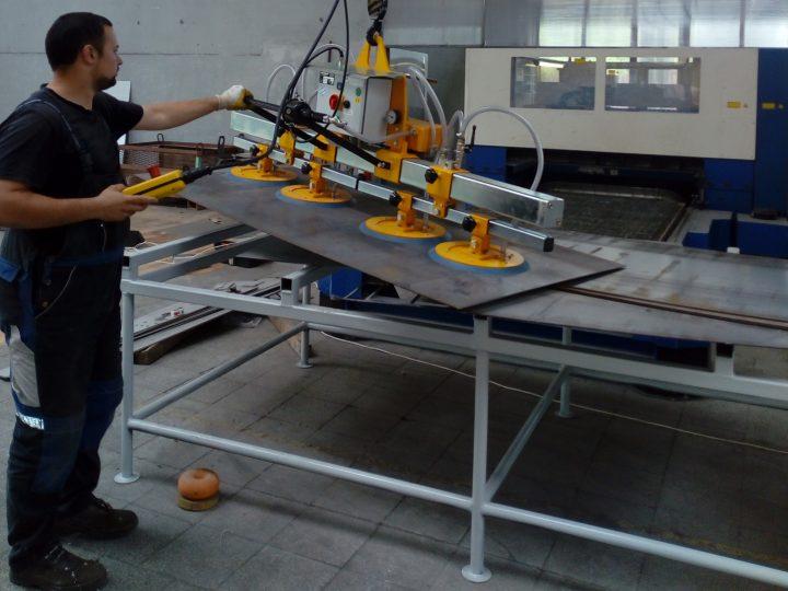 Подобрения в завода на INSTALO BG