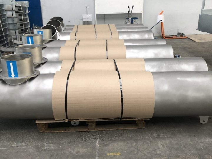 Filter control and regulation equipment production