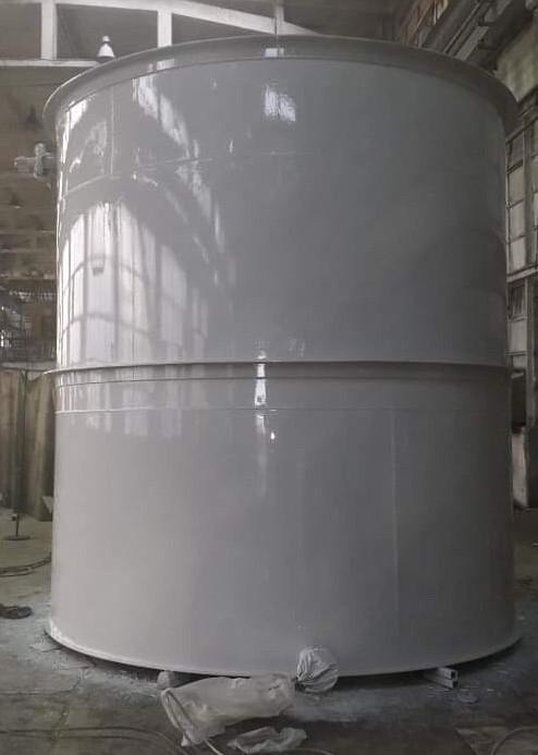 steel tank painting